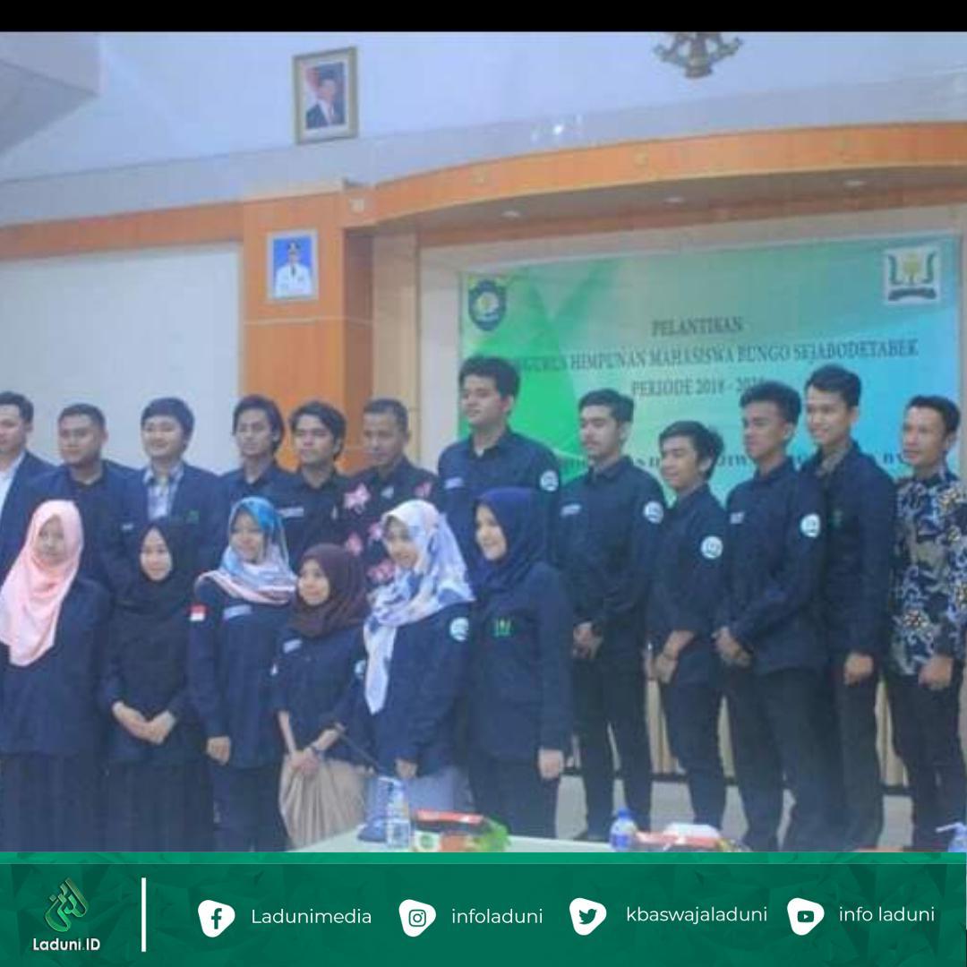 Ketum HIMBOJA Ingin Bupati dan Wakil Bupati Bungo Terpilih untuk Libatkan Pemuda dan Mahasiswa
