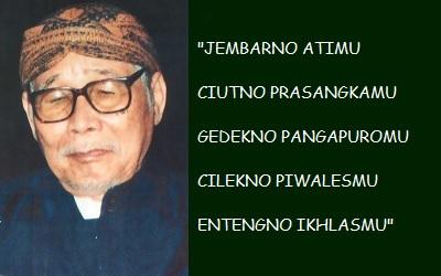 Biografi KH. Muhammad Idris Kacangan