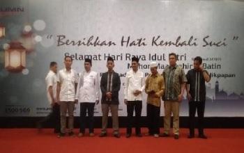 KH. M. Muhlasin: Halal Bihalal Hanya Ada di Indonesia dan Ciri Khas Islam Nusantara