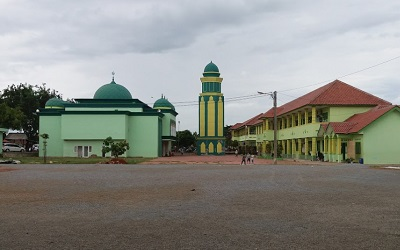 Pesantren al Muhajirin Kabupaten Bekasi