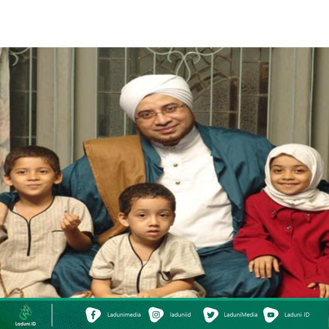 Doa Habib Munzir Almusawa untuk Anaknya