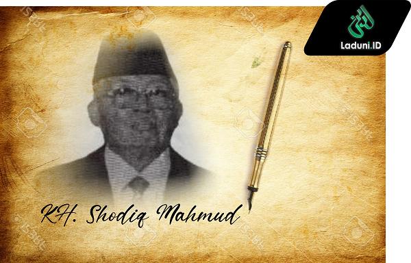 Biografi KH. Shodiq Mahmud