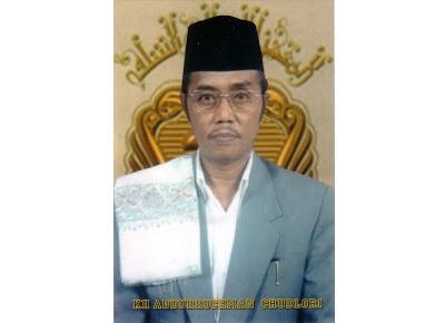 Biografi KH. Abdurahman Chudlori