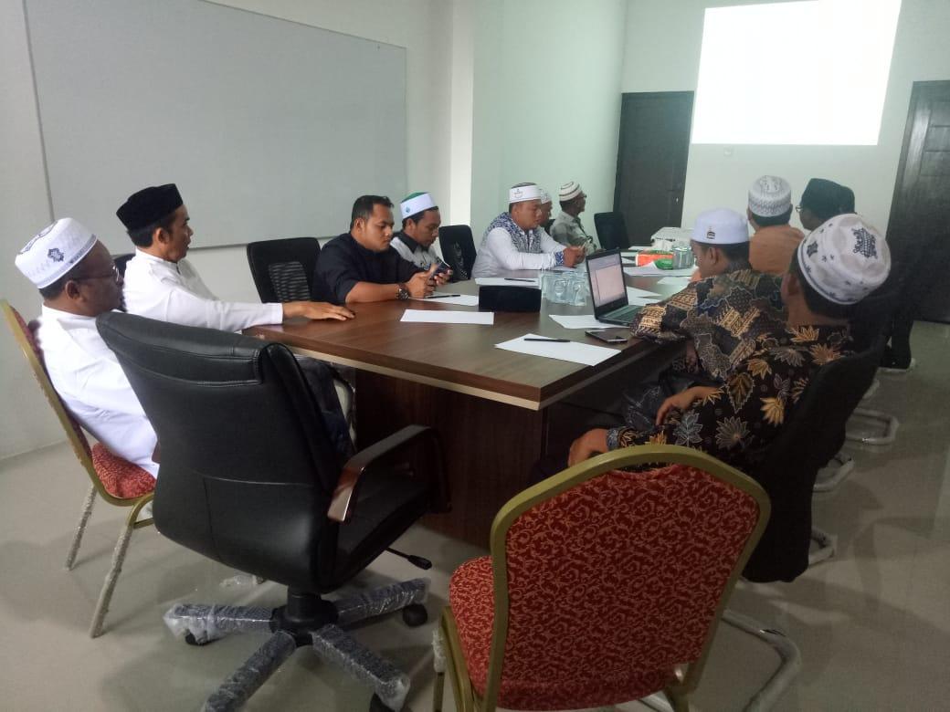 Kampus IAI Al-Aziziyah Samalanga Menggelar Pelatihan SIAKAD