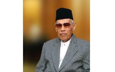Biografi Prof. Dr. KH. Ali Yafie