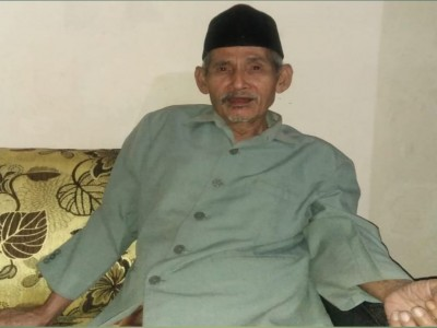 Biografi KH. Raden Ahmad Djawari (Ajengan Garuda)