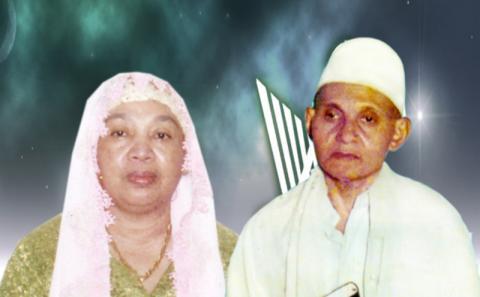Biografi KH. Syair Batang