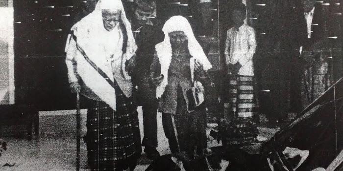 Biografi Mama Ajengan KH. Ahmad Syuja'i Ciharashas