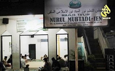 Majlis Ta'lim Nurul Mubtadi-ien Depok