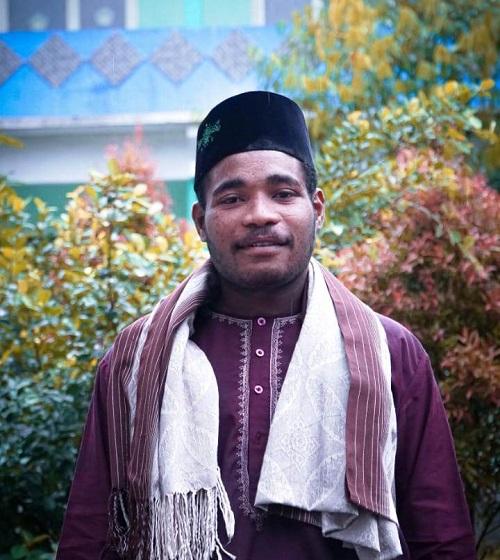 Fajar: Santri Al-Ittihad Asal Papua Bercita-cita Jadi Tentara, Ini Alasannya