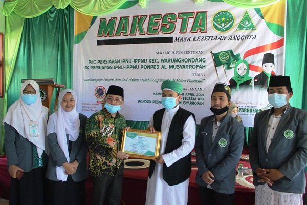 Sambut Ramadan, IPNU-IPPNU Cianjur Gelar Makesta