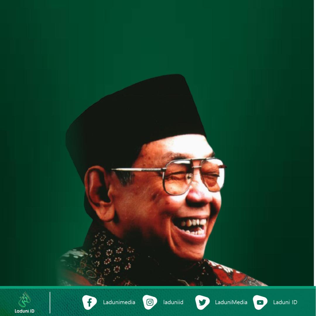 Biografi KH. Abdurrahman Wahid (Gus Dur)